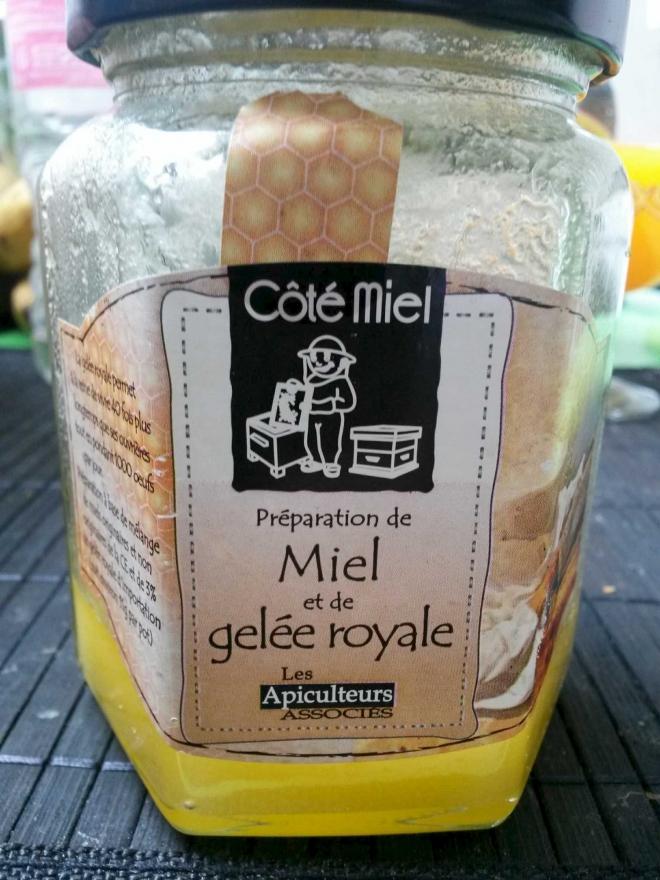 APICULTEUR Miel gele.royal.l.apicult.375g