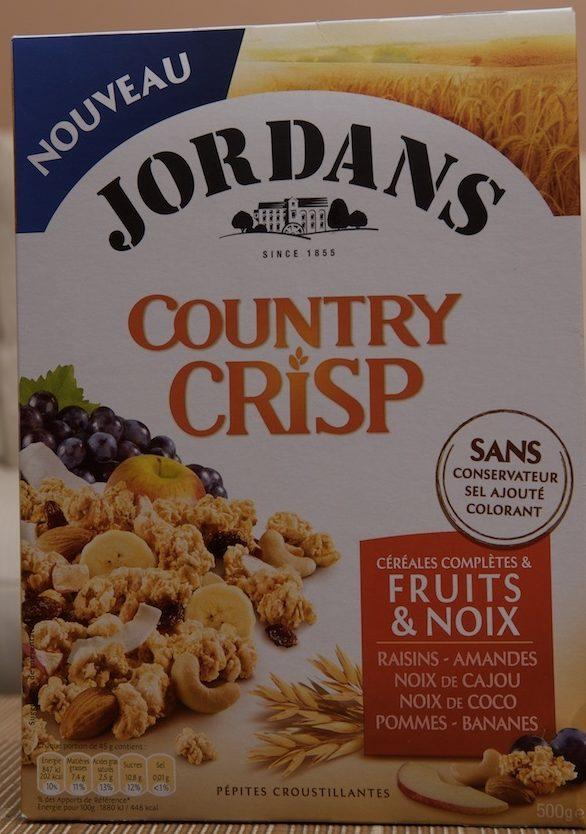 JORDANS Coun.crisp frts & nx jord.500g