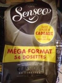 MAISON DU CAFE Senseo classique mdc x54 dos.