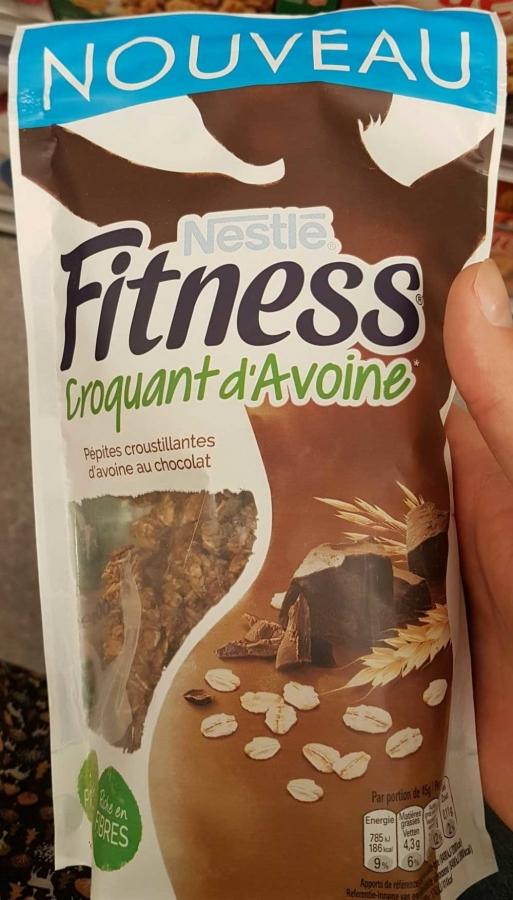 NESTLE Croq.avoine choco fitness 300g