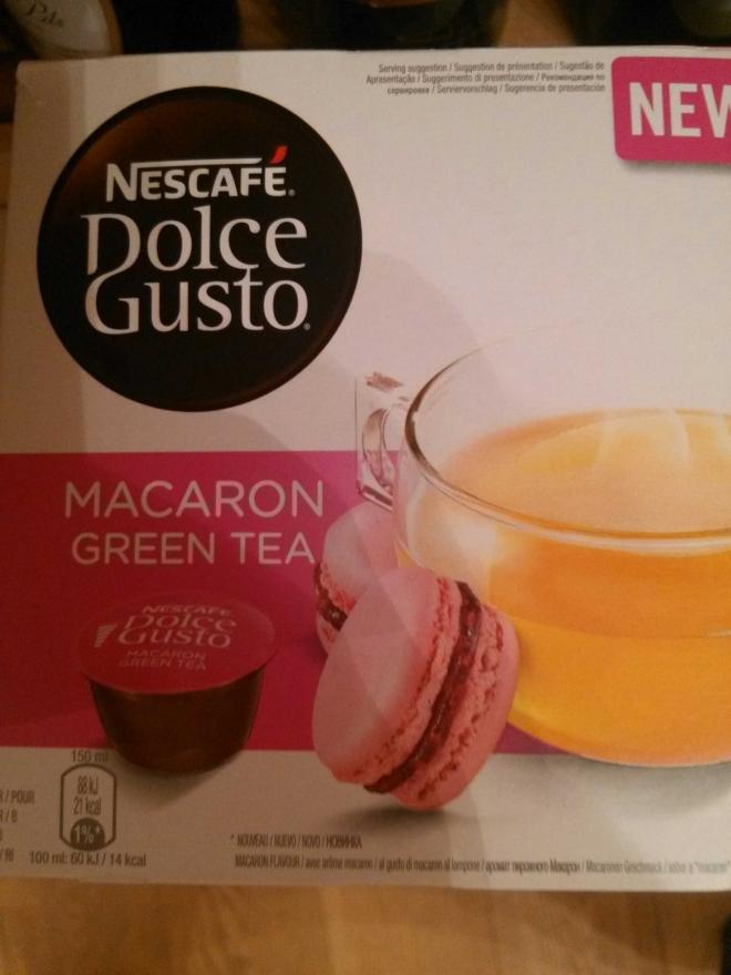 NESTLE Nes.dol.gus.macar.green tea85g