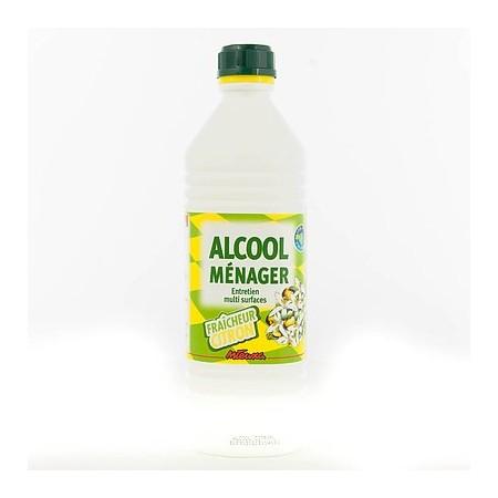 Alcool menager citron 1l