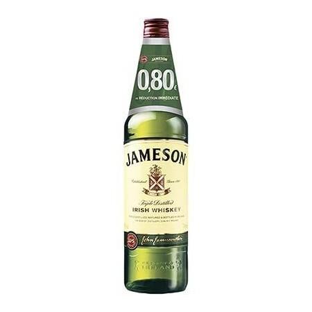 W.jameson 70cl 40?bri0,80