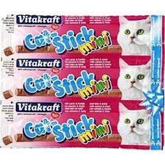 VITAKRAFT Catstick mini saumon&truite x3