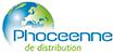 Phocéene de Distribution Logo